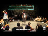 Kenny Ken vs U-Kay Quarter Final Ghetto Style Fusion Concept