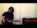 """""""Cry For You"""" - Andy Timmons (Cover) by Jack Thammarat"""