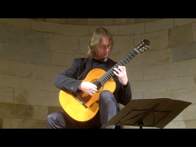 David Russell, guitar - El Ultimo tremolo (A. Barrios Mangoré)