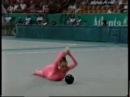 Amina Zaripova (RUS) Ball 1996 Qualif (OOGG, Atlanta)