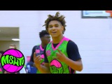 EJ Jackson PUTS ON A SHOW at MSHTV Camp - Most Handles in 2019