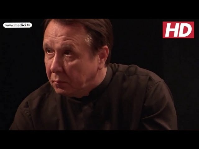 Mikhail Pletnev plays Tsafsman's Suite for piano and orchestra
