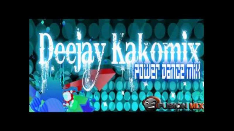 POWER DANCE MIX VOL 185 EURO DANCE MARTIK-C 2013-2014
