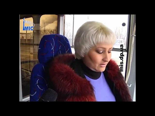 Репортаж о вагоне К1 Татра Юг Днепродзержинск