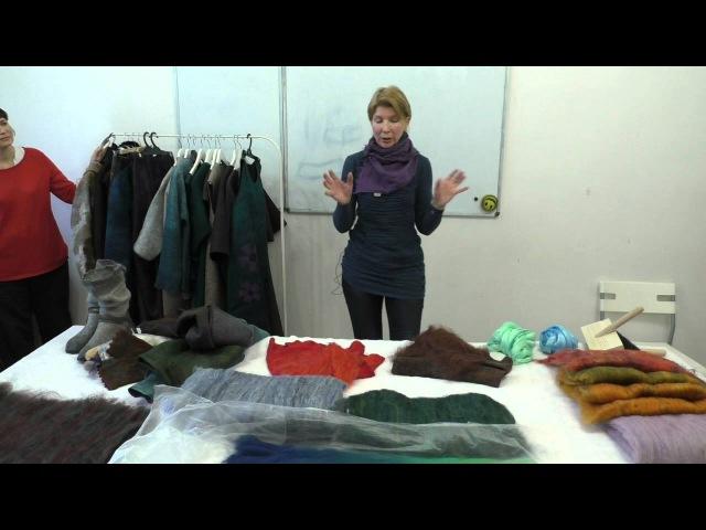 Бленды для валяния своими руками. Посиделки в Шкатулочке 27.03.2016