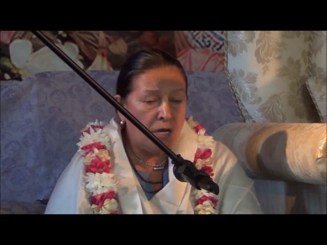Матушка Гоуричандрика - Нектарный киртан