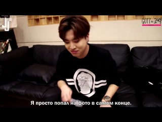 GOT7 Confession Song @ Эпизод 1 [русс. саб]