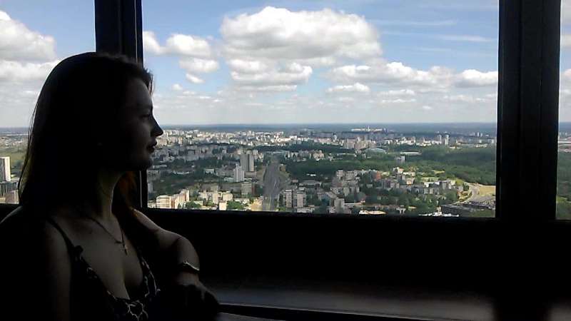 Televizijos bokštas, Vilnius