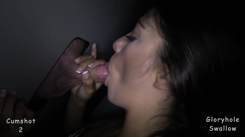 Фото стене порно кончил в рот через дыру в
