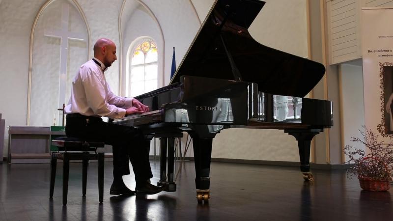 К. Дебюсси. «Бергамасская сюита». Прелюдия. Международный конкурс пианистов-любителей «Фортепианные мосты». Июль, 2015 г.
