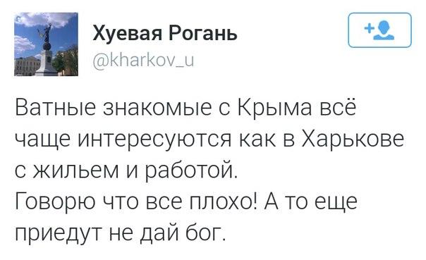 Торговая блокада аннексированного Крыма не нарушает международное право, - омбудсмен по делам ЕСПЧ Бабин - Цензор.НЕТ 7679