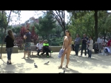 Jenny L Nude in Public 3rd 7