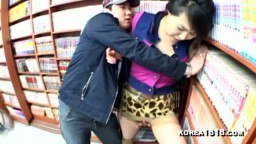 Comic Book Store Sex [KOREAN AMATEUR]