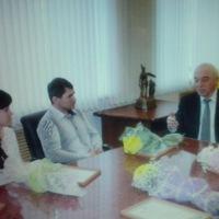 Анкета Николай Бородулин