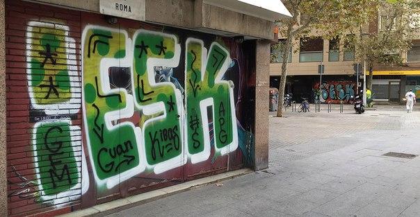 yesk graffiti