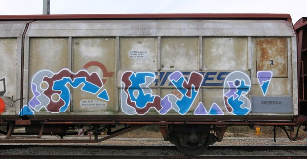 graffiti sague