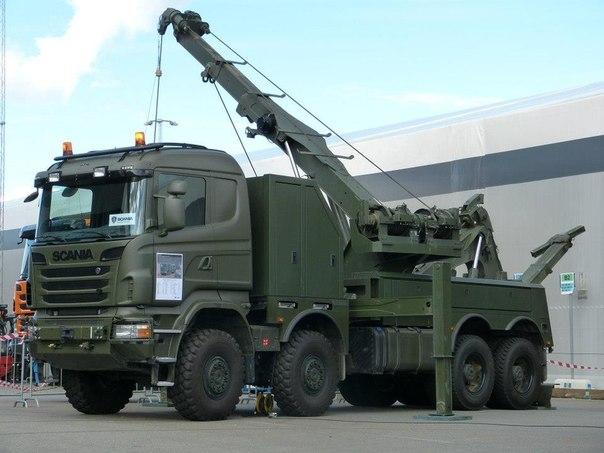 эвакуатор для грузовых авто самара