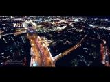Best of Moscow Aerial Drone flights_ Полеты над Москвой _ Full Wide