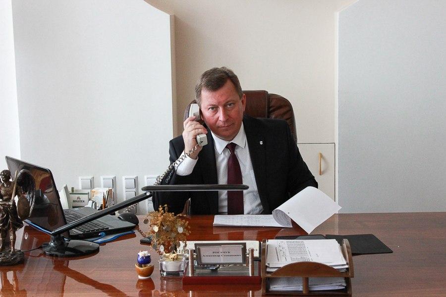 7 декабря «прямую телефонную линию» с жителями Бреста проведет Рогачук Александр Степанович