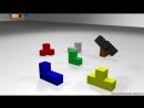 Игры Никитиных Кубики для всех - Развиваем пространственное мышление 3