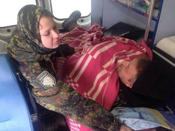 В Киеве провели флешмоб ко Дню Национальной гвардии Украины - Цензор.НЕТ 4528