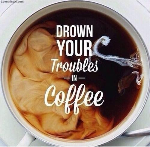 Є кава - немає проблем!