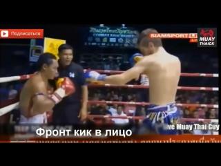 Лучший боец Муай Тай - Саенчай (разбор техники)