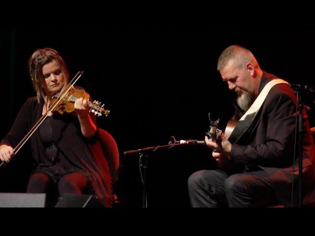 Annbjørg Lien Roger Tallroth live at Celtic Colours International Festival 2015