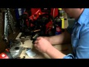 Бензопила HOMELITE ремонт карбюратора