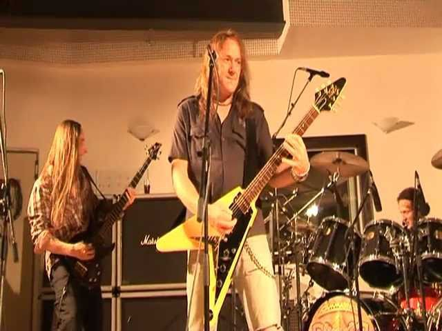 Gamma Ray Rise (official video) from the album TO THE METAL