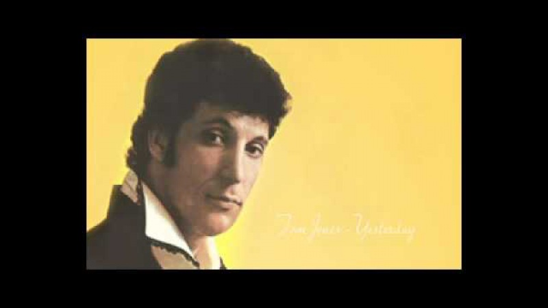Tom Jones - Yesterday (best version)