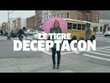 beatrepeat NYC Le Tigre - Deceptacon