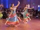 Bollywood dance performance - aaja nachle, thug le, taal, nach baliye, yeh ishq haaye