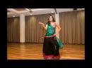 Aaja Nachle Ghagra Radha and Gandi Baat Bollywood Dance Performance 2014