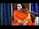Лекция Шри Матаджи пуджа Шиваратри 1983 г Индия