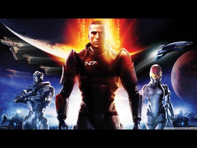 Mass Effect фильм по игре