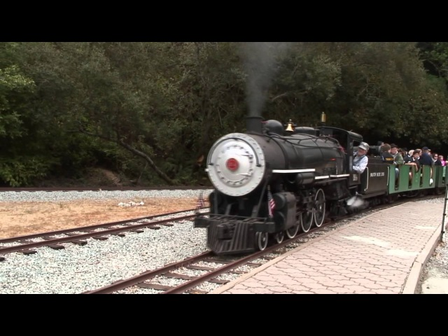 Swanton Pacific Railroad Live Steam 19 gauge