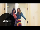 Kendall Jenner, Gigi Hadid & Kim Kardashian West Do NYFW and McDonald's | Vogue