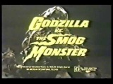GODZILLA US Trailer Collection - Part 3 (1969 - 1975)