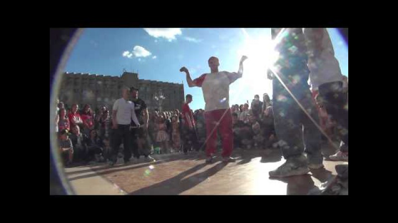 Sunny Motion 2015 Final part1 TroubleMaykerz MadFoot vs ElectroStyle vs ChiefRockers
