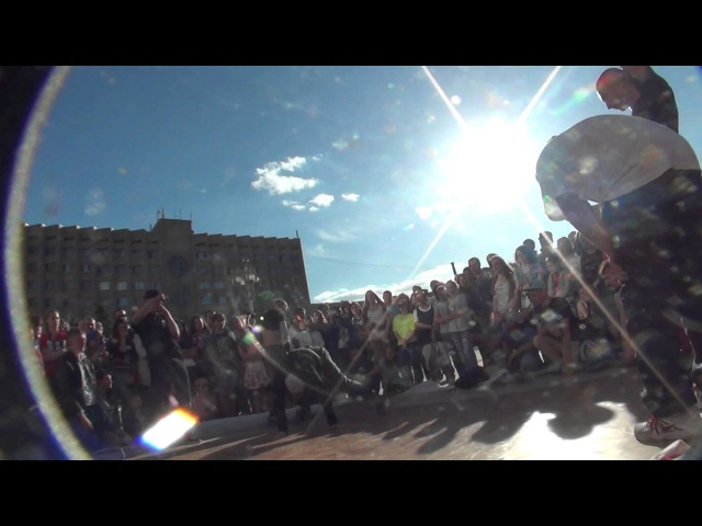 Sunny Motion 2015 Final part2 TroubleMaykerz MadFoot vs ElectroStyle vs ChiefRockers