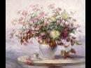 Римма Вьюгова картины наполненные нежностью