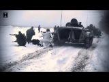 Учения боевой бригады Грузина ВС ДНР
