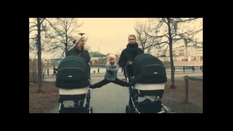 Ответ Ван Дамму Маленькая девочка зделала супер трюк Ван Дамма Прикол юмор ржач смешное видео
