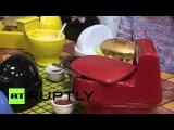 Россия: Туалет тематический ресторан в Москве вонючий успех.