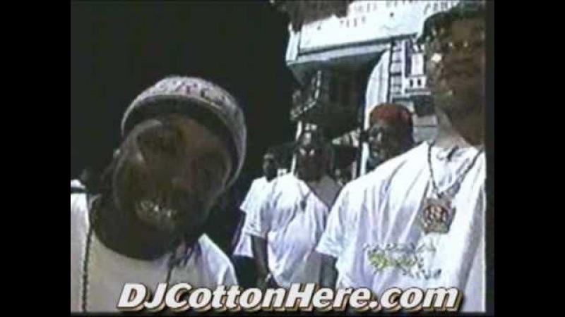 Lil Wayne, Juvenile Birdman in the Magnolia Projects (Rap City August 1999) *RARE*
