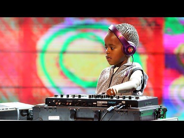SA's Got Talent semi-final 2015 DJ Arch Jnr.