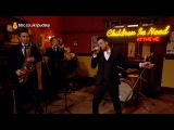Peter Andre sings Come Fly With Me - BBC Children In Need 2015