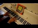 Kraftwerk's The Model for Jewish Cockney piano