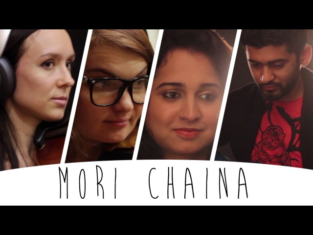 Mori Chaina - Prajakta Shukre Sanket Sane | The Violin Conviction | Hindi | Collaboration